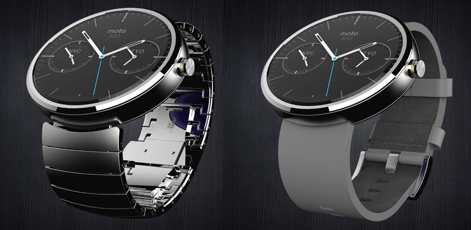 Moto 360- Premium Wearable