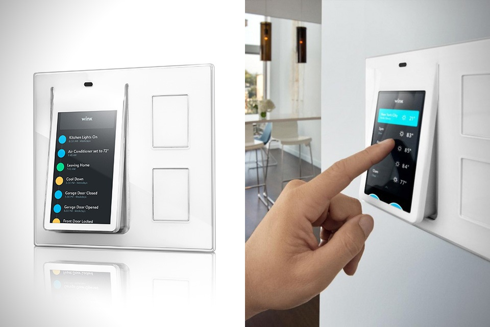 relay wink 39 s new smart home controller connected planet. Black Bedroom Furniture Sets. Home Design Ideas
