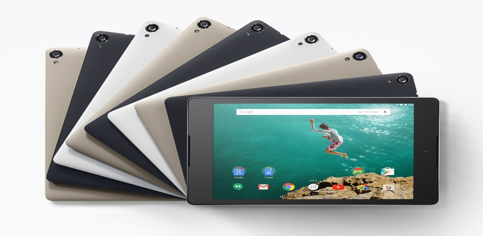 Google Nexus 9 Breakdown