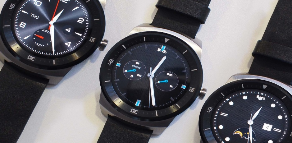 LG's Brand New G Watch R