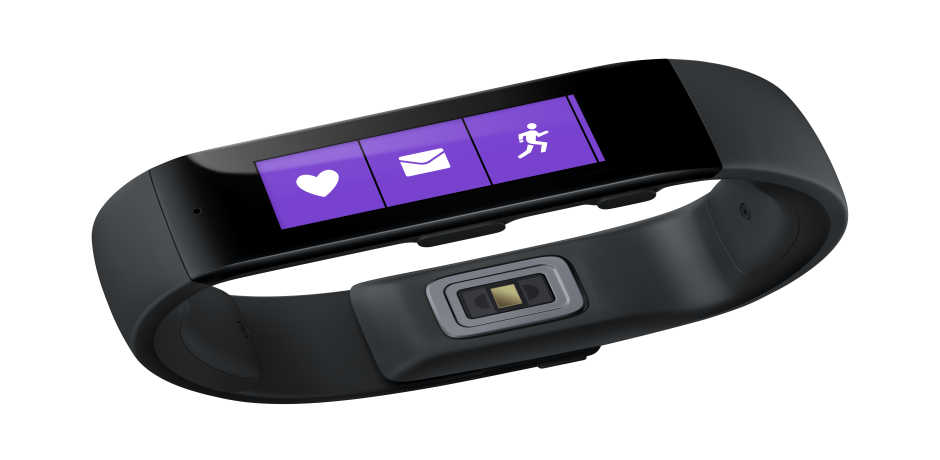 Microsoft Band-A Powerful Fitness Tracker
