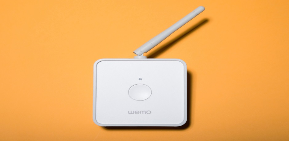 how to connect wemo switch