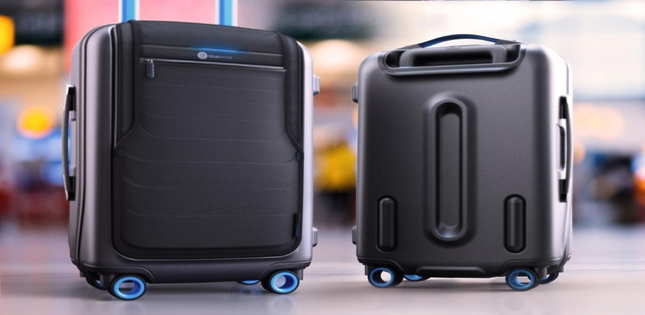 Bluesmart-Outsmart Lost Luggage