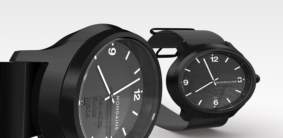 MotionX-Swiss Watch Savoir