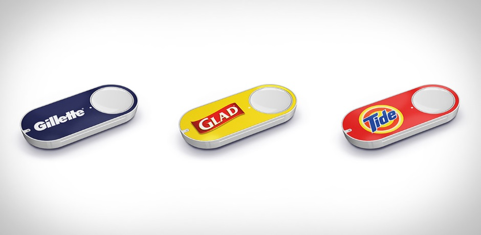 Amazon Dash Button-Pushing The Future 2