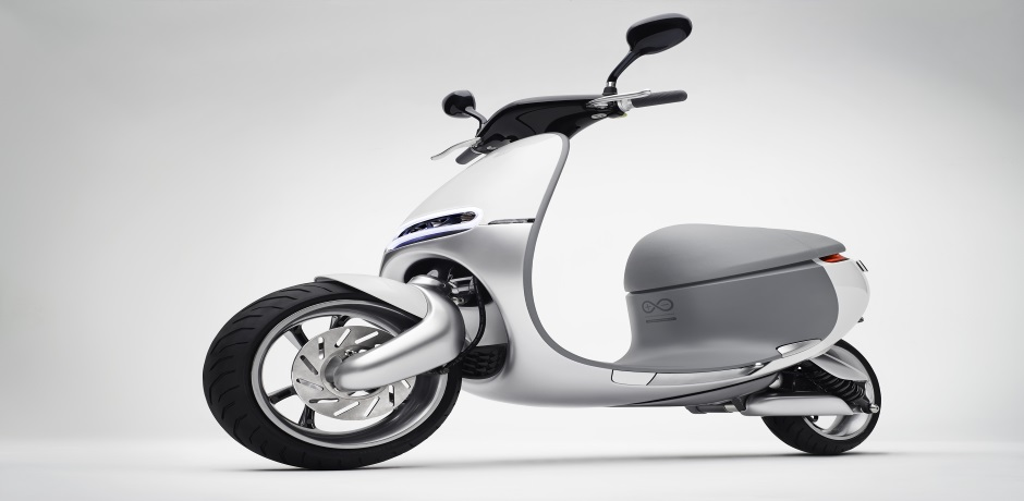 Gogoro Smart Scooter4