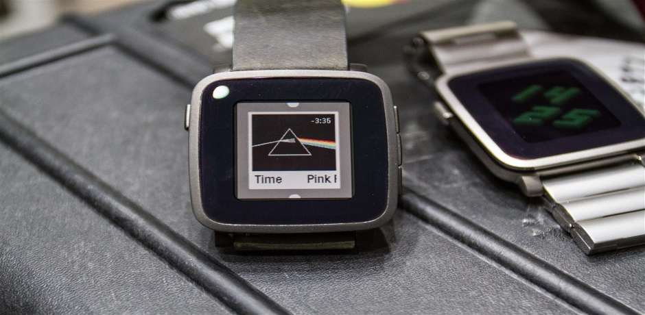 Pebble Time Tear Down
