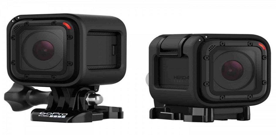 Go Pro With The New Session