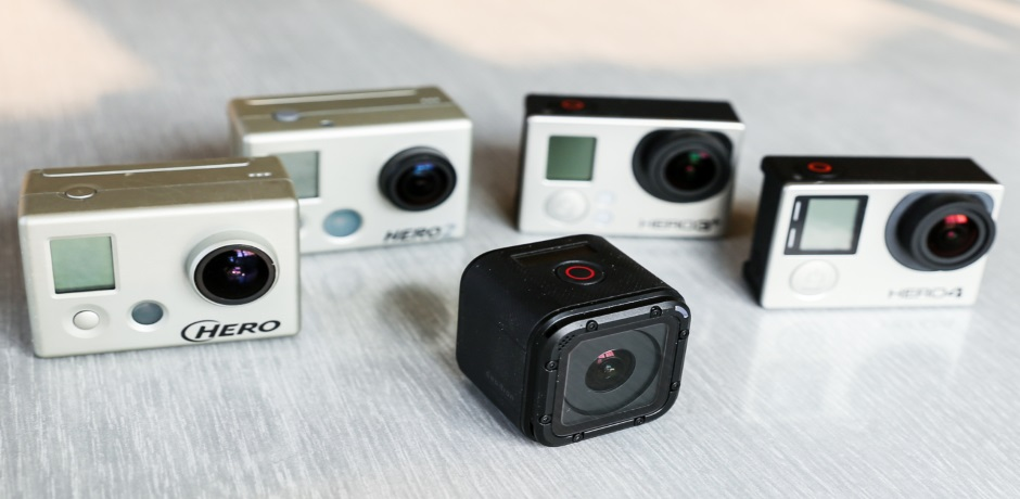 Go Pro With The New Session2