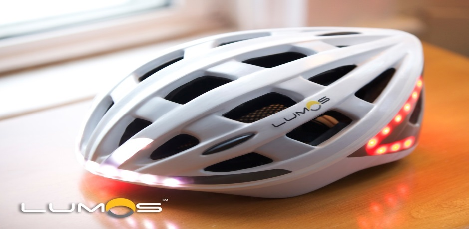 Lumos LED Bicycle Helmet